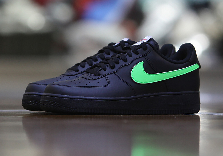 c972071a air force 1 all star game all star week end los angeles Nike swoosh