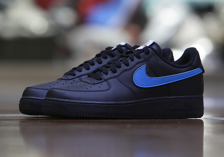 2ba372d9 air force 1 all star game all star week end los angeles Nike swoosh