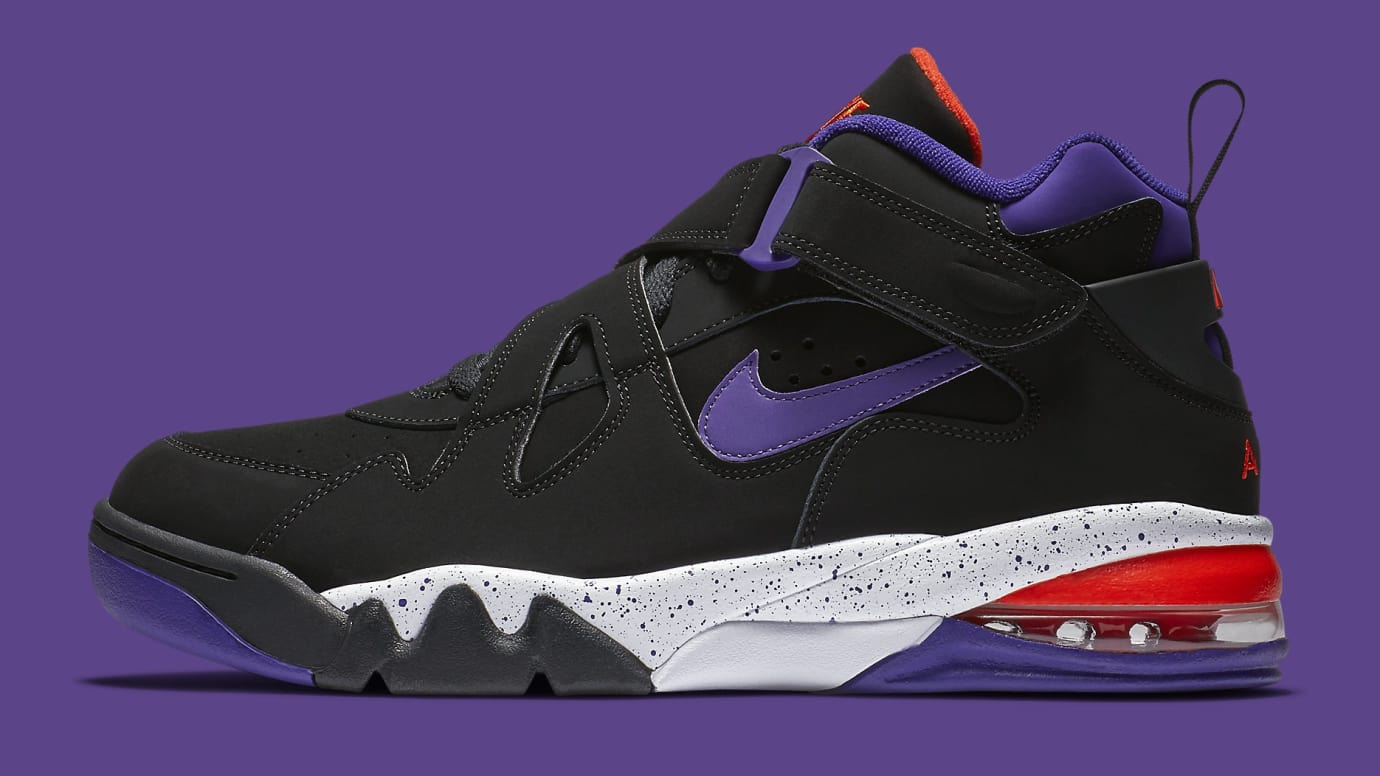 NIKE AIR FORCE MAX CB SUNS – First Team